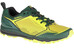 Merrell M's All Out Crush Shield Shoes GREEN SHEEN